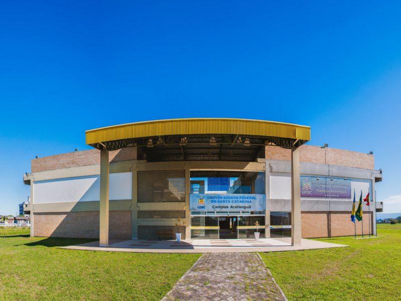 Curso de Medicina iniciou em 2018 no campus da UFSC de Araranguá, no Sul de SC – Foto: Divulgação/UFSC/ND