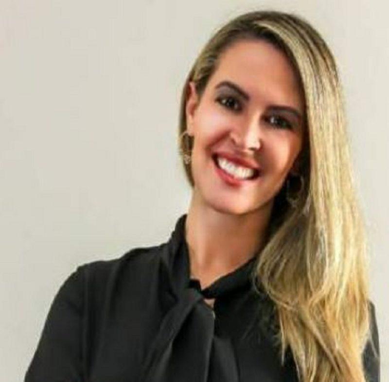 Viviane Guidi Mondardo, diretora do Secovi-SC – Foto: Reprodução/ND