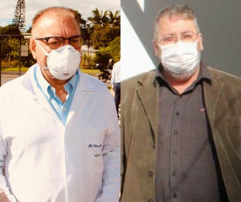 Ação que pedia cassação de prefeito e vice de Itajaí é julgada improcedente – Foto: Reprodução/Redes sociais/ND