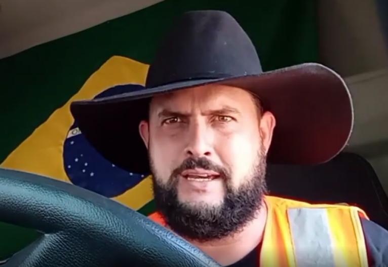 Zé Trovão está foragido do Brasil – Foto: Reprodução/ND