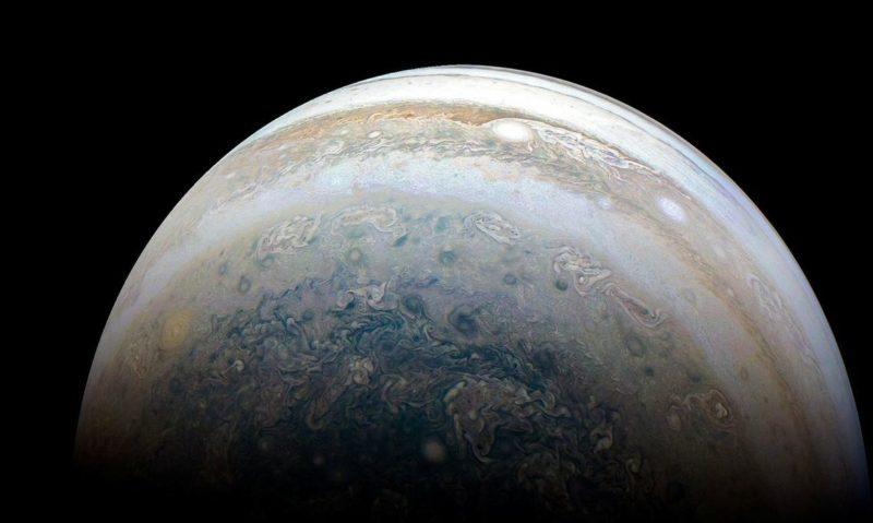 Evento astronômico foi na madrugada de 12 para 13 de setembro – Foto: Divulgação/ Nasa