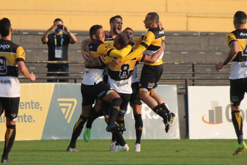 Criciúma venceu o Mirassol por 2 a 0 e está na segunda fase da Série C do Campeonato Brasileiro – Foto: Celso da Luz/CriciúmaEC