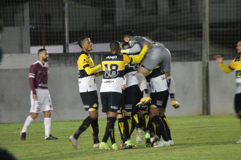 Criciúma venceu o Juventus por 2 a 0 nesta quarta-feira (22) na Copa SC – Foto: Celso da Luz/CriciúmaEC