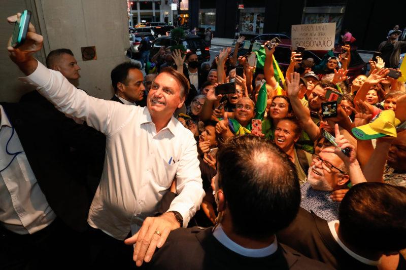 Jair Bolsonaro cancela agenda no Paraná após pedido da Anvisa – Foto: Alan Santos/ND