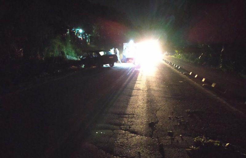 Adolescente de 17 anos morreu em acidente – Foto: PMRv/Divulgação/ND