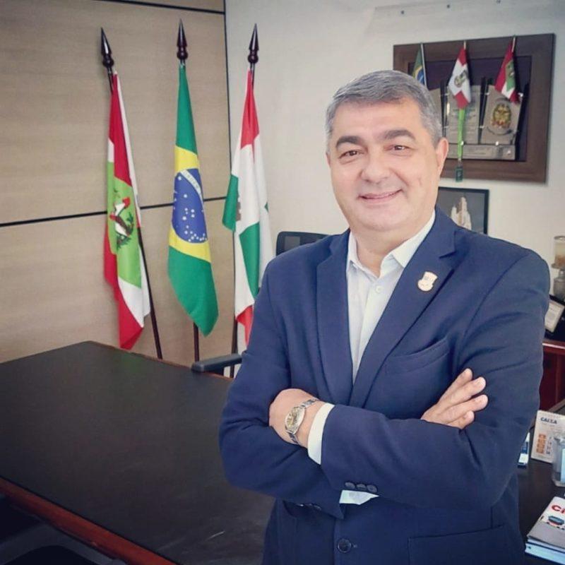 Prefeito é pré-candidato ao governo pelo MDB – Foto: Divulgação