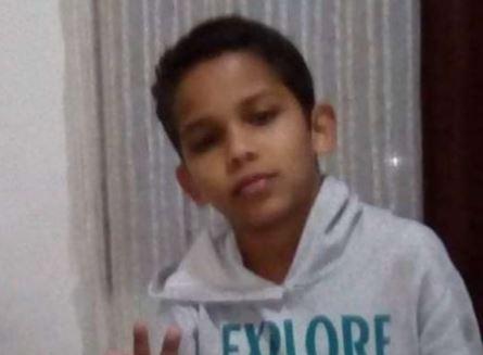 Francinaldo tinha nove anos – Foto: Arquivo pessoal