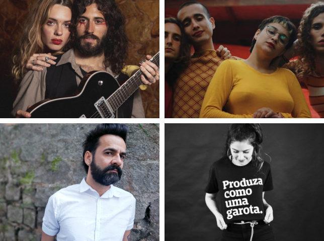 Artistas catarinenses têm se adaptado a novas formas de produzir