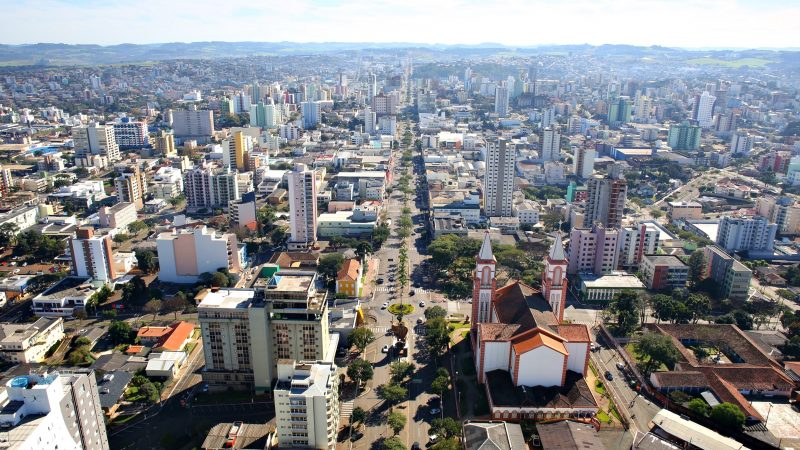Chapecó tem mais de 300 farmácias. – Foto: Prefeitura de Chapecó/Divulgação/ND