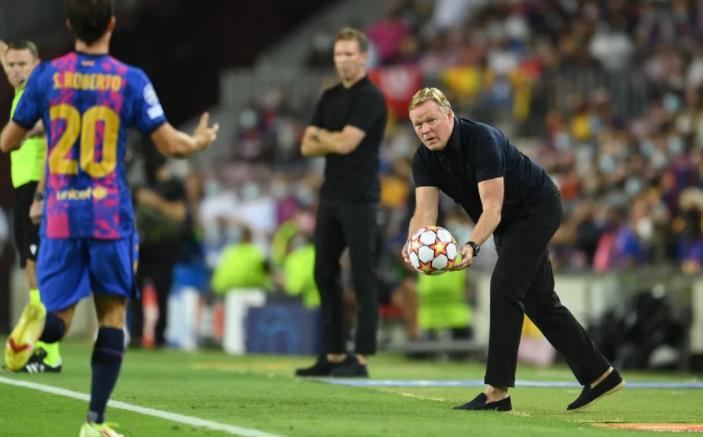 Koeman pode ganhar fortuna do Barcelona – Foto: Uefa