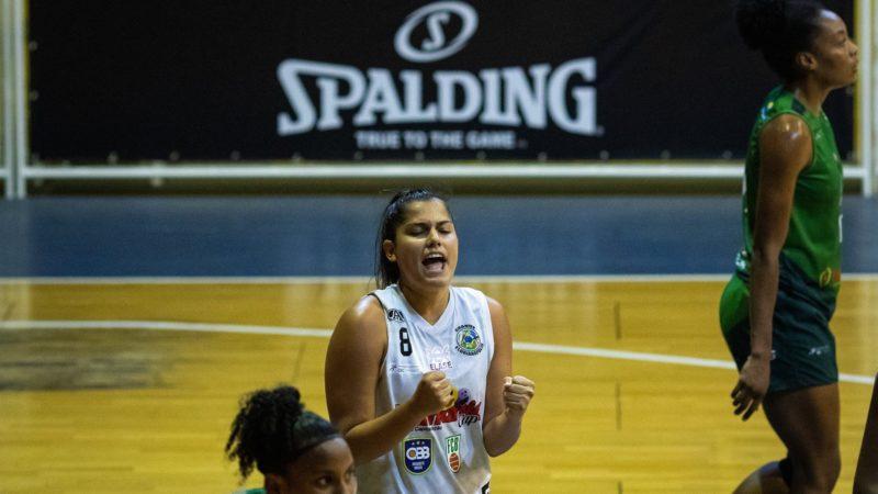 Basket São José tem uma vitória em três jogos – Foto: Diego Maranhão/Divulgação/CBB