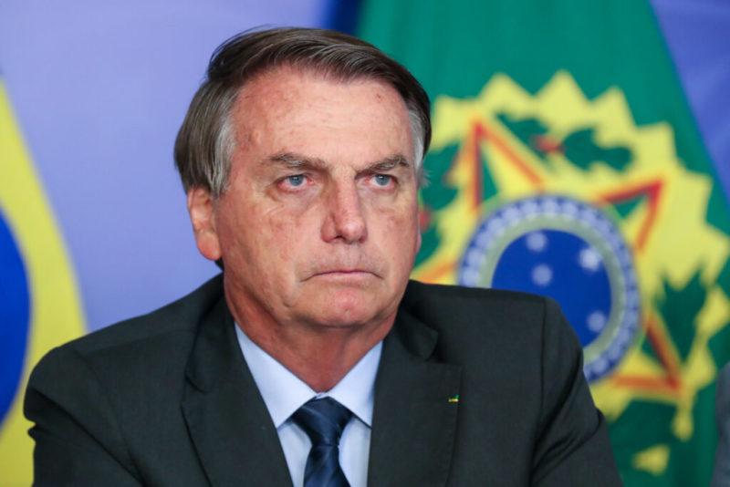 Presidente Jair Bolsonaro – Foto: Divulgação ND