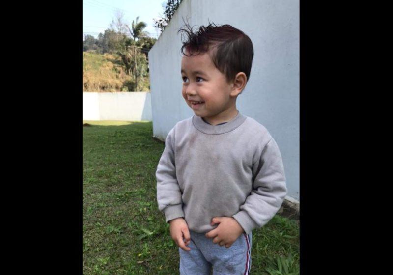 Brayan dos Santos morreu no último domingo após picada de animal peçonhento – Foto: Internet/Reprodução/ND