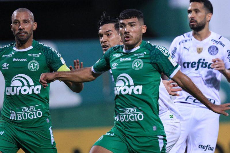 Chapecoense perdeu mais uma na Série A do Campeonato Brasileiro – Foto: Márcio Cunha/ACF