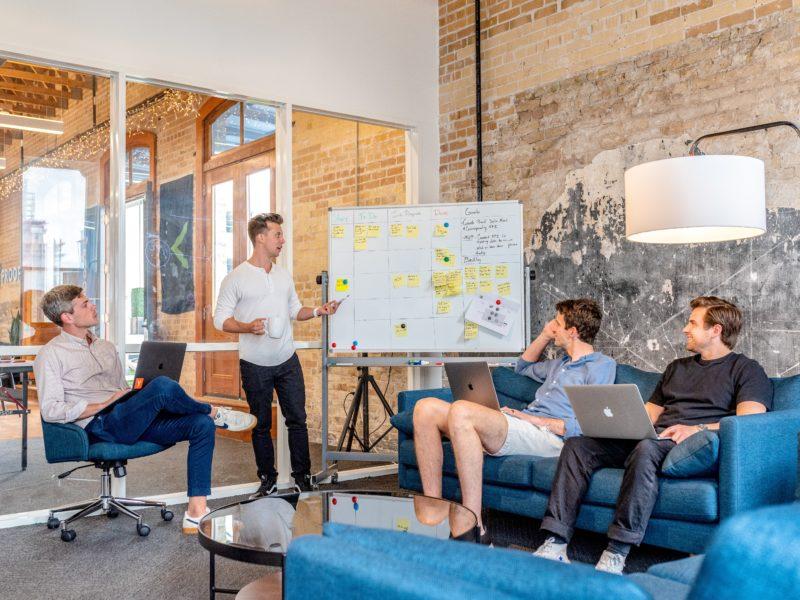 Desde o momento em que nascem as startups passam por sessões de dificuldades extremas e desafios contínuos – Foto: Divulgação/Condor Connect