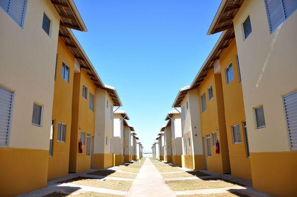 Programa foi criado em 2020, substitui o o 'Minha Casa Minha Vida' – Foto: Governo Federal/Divulgação/ND