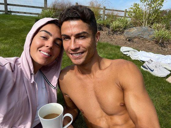 Cristiano Ronaldo e a esposa, Georgina Rodriguez – Foto: Divulgação/Instagram