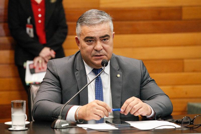 Deputado Sargento Lima é o presidente da Comissão Mista – Foto: Divulgação/ Agência Alesc