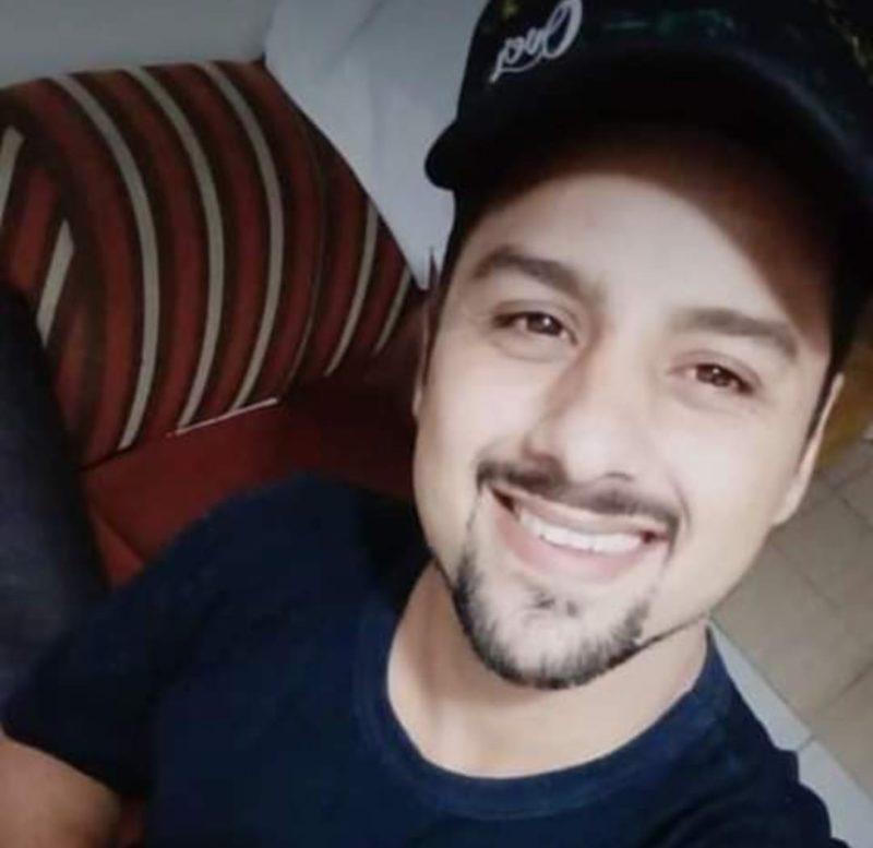 Alisson foi atingido por bala na região do tórax e morreu após ser resgatado – Foto: divulgação Maria Sandra Gomes
