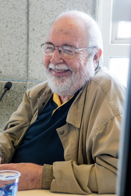 Emilio Cerri, programa Papo de Redação – Foto: Flavio Tin/ND