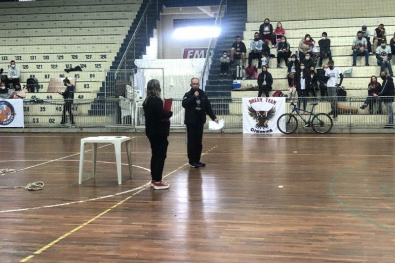 Gincana pretendia promover a integração na cidade – Foto: Prefeitura de São Bento do Sul/Divulgação