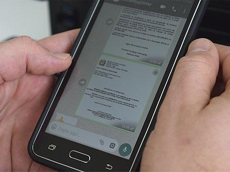 Golpes são aplicados em motoristas de aplicativos – Foto: Divulgação