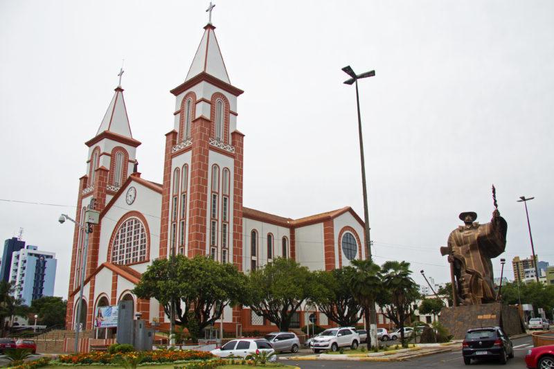 Turismo religioso é uma das atrações de Chapecó com destaque para a Igreja Matriz