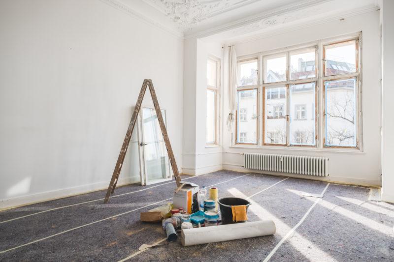 Pensando em reformar ou decorar? – Foto: Getty Images/iStockphoto/ND