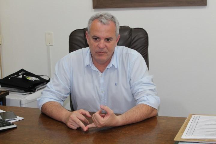 Prefeito de Urussanga Luis Gustavo Cancelier – Foto: Divulgação