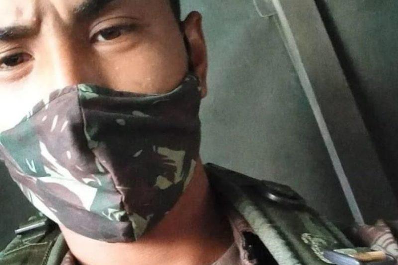 Soldado de 19 anos morreu após acidente em treinamento – Foto: Internet