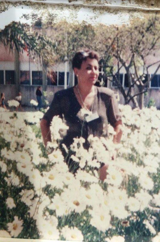 Maria Elena da Silva, virou nome de Neim em Ingleses – Foto: PMF/Divulgação/ND