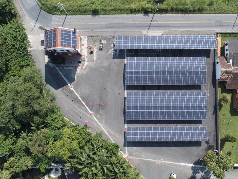 """<span style=""""font-weight: 400;"""">Investimentos na ampliação do bioparque deram a possibilidade de gerar sua própria energia</span> &#8211; Foto: Arquivo/Zoo Pomerode"""