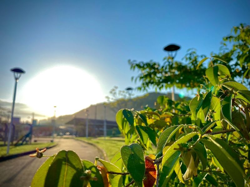 Sol e calor predominam em SC entre domingo (26) e terça-feira (28) – Foto: Moisés Stuker/NDTV