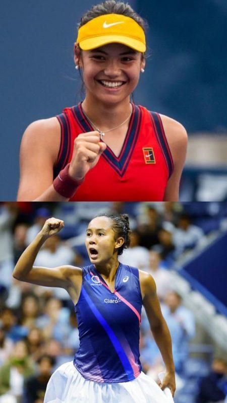 Final do US Open feminino disputada por duas tenistas da geração Z
