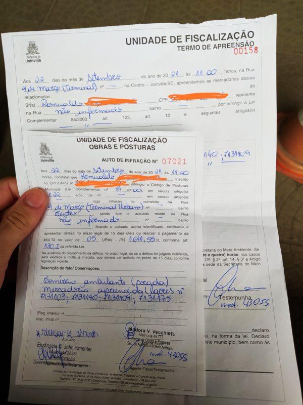 Multa aplicada ao vendedor é de mais de R$ 1,6 mil – Foto: Internet/Divulgação ND