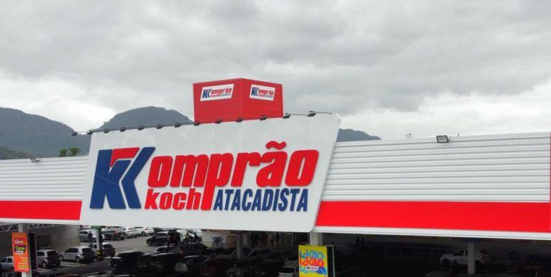 nova loja do supermerdo komprão
