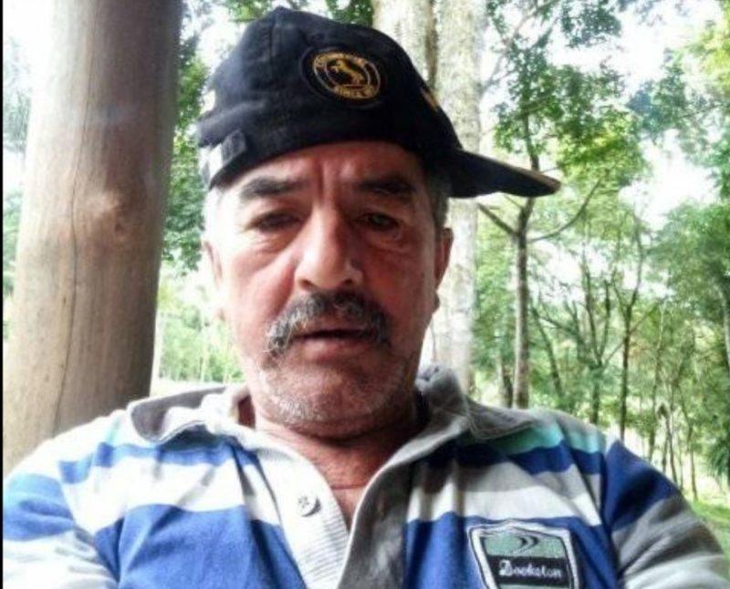 juarez Alves, vítima do acidente