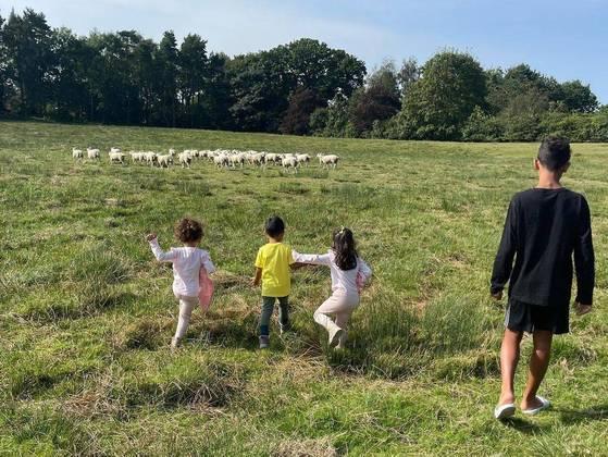 Filhos de Cristiano Ronaldo – Foto: Divulgação/Instagram