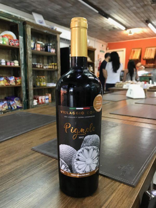 A uva Pignolo brilha nesse vinho – Foto: João Lombardo