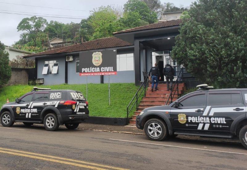 Prisões foram realizadas pela PC de Caibi – Foto: Polícia Civil/ND
