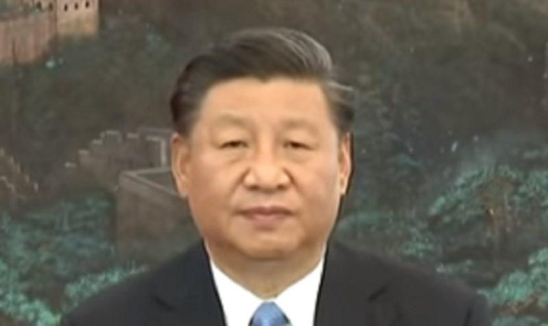 Presidente chinês Xi Jinping – Foto: Reprodução Youtube – Xi Jinping