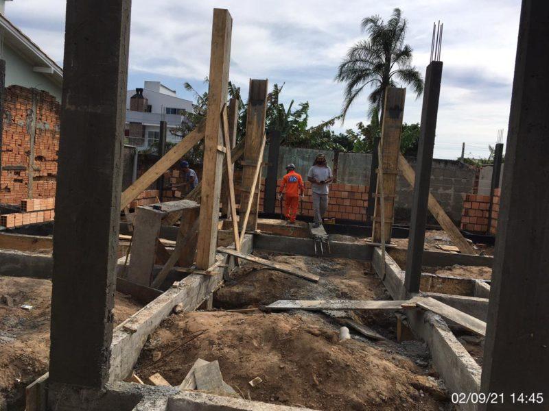 Edificações apresentavam uma série de irregularidades – Foto: PMF/Divulgação/ND