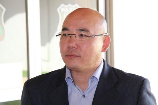 Delegado Laurito Akira Sato