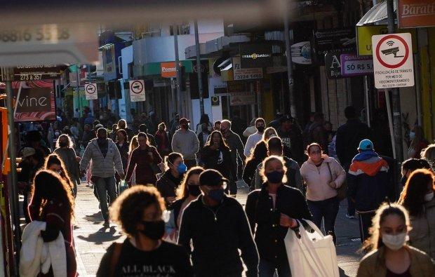 Entre os 295 municípios catarinenses, 39 não possuem casos ativos de coronavírus – Foto: Ricardo Wolffenbüttel/Secom/ND