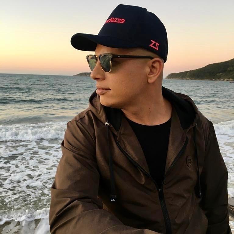 Smaylin Willian Schappo, de 33 anos, foi morto pela namorada em Ingleses, Norte da Ilha de Santa Catarina – Foto: Arquivo pessoal/Internet
