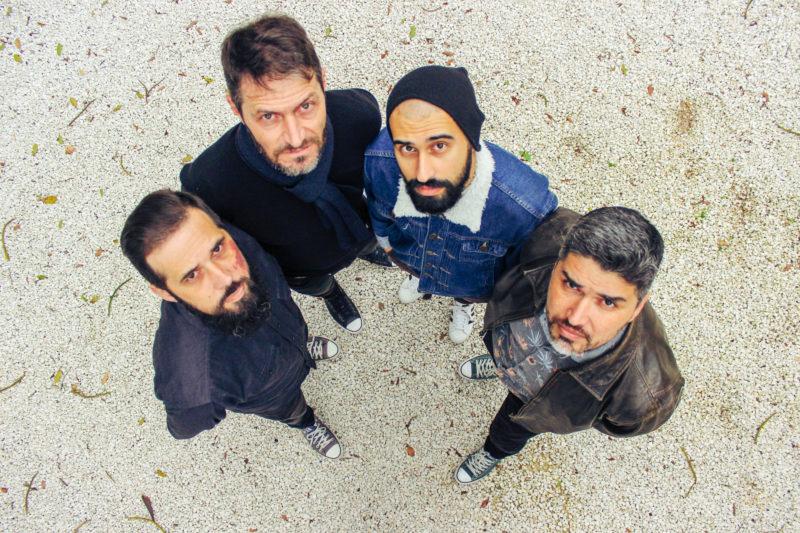 Banda Stella Folks lança a música Stella – Foto: Bruno César Faria