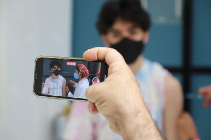 Vacinação deve passar por alterações a partir desta terça-feira – Foto: Foto: Cristiano Andujar/PMF/Divulgação/ND