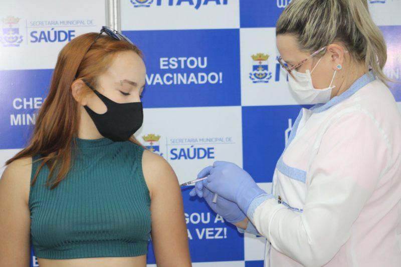 vacinação em adolescente