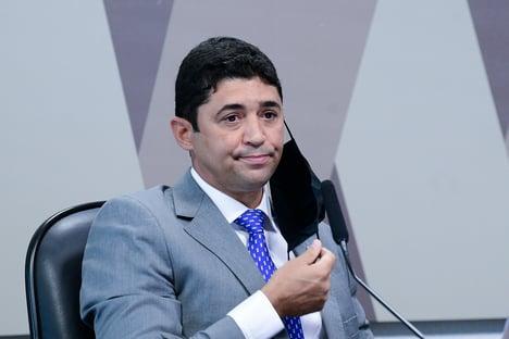 Ministro prestou esclarecimentos nesta terça-feira – Foto: Pedro França/Agência Senado/Divulgação/ND