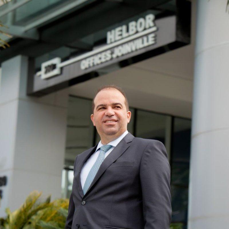 Outro nome a levar Joinville para uma vaga de desembargador é do advogado William Piva. – Foto: Divulgação TJ-SC
